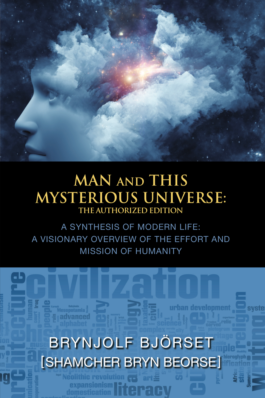 man and this mysterious universe cover front